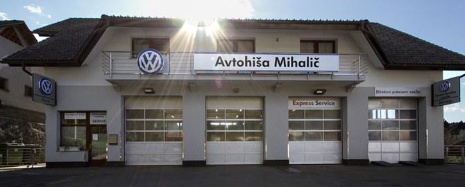 AVTOHIŠA MIHALIČ d.o.o.